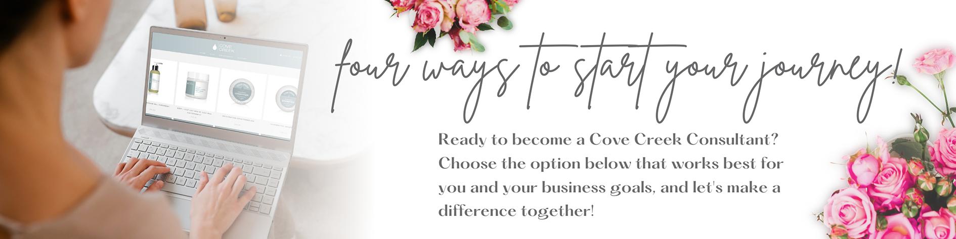 4 Ways To Get Started