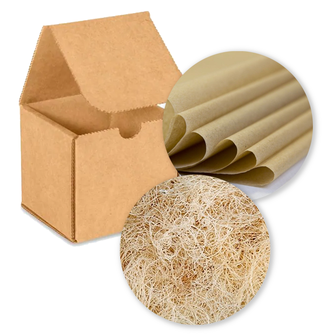 Environmentally Sensitive Packaging