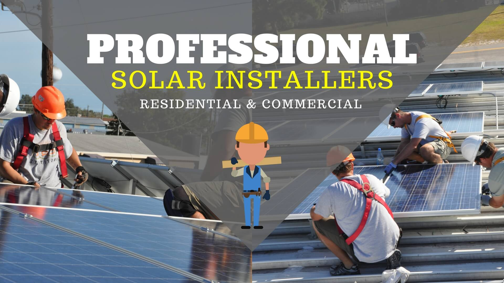 We offer professional solar electric, solar hot water and solar pool heating installations services for residential and commercial applications